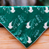 Geometric Blazing Buffalo Bandana