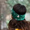 Geometric Blazing Buffalo Headband