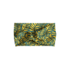 Luscious Leaves - Teal & Golden Headband