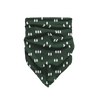 Hunter Green Simple Trees Bandana