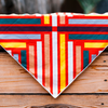 Multicolor Bars Bandana