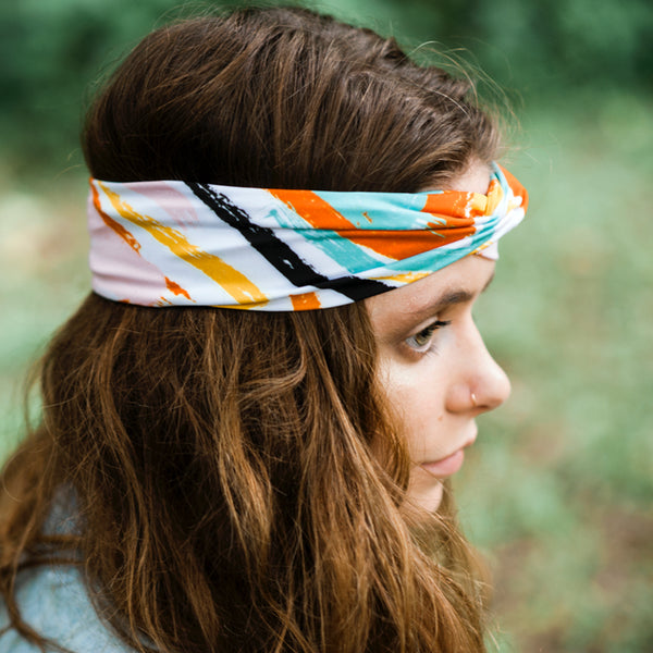 Triangle Tangle Headband