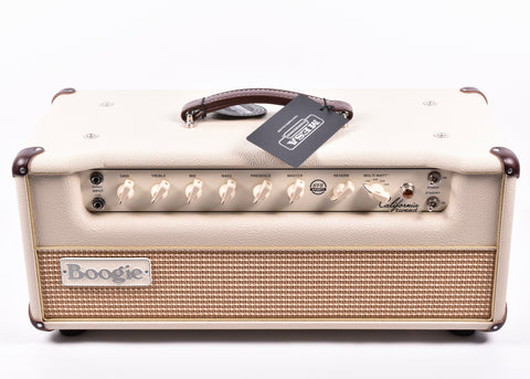 Mesa Boogie California Tweed Head, Cream Bronco