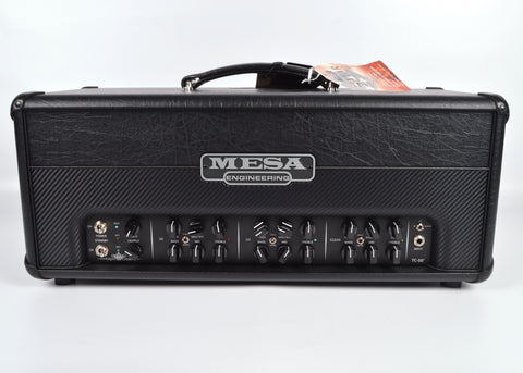 Mesa Boogie TC-50 Triple Crown Head, All-Black