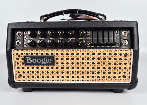 Mesa Boogie Mark V:25 Head, Black w/Wicker Grille