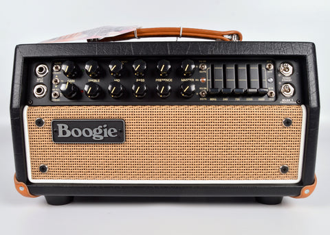 Mesa Boogie Mark V:25 Head, Black w/Tan Grille, Corners and Handle