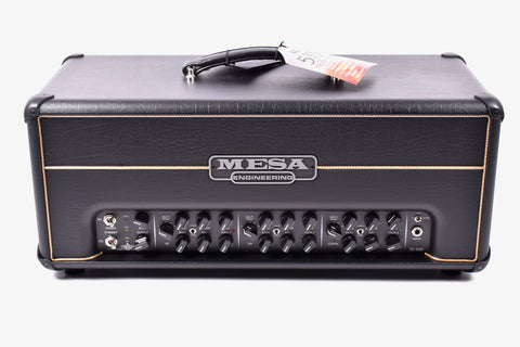 Mesa Boogie TC-100, Black with Gold piping
