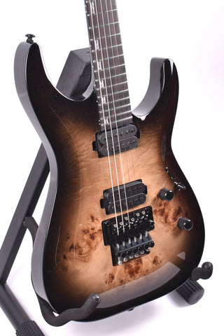 ESP LTD H-1001FR, Black Natural Burst