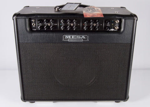 Mesa Boogie TC-50 Triple Crown 1x12 Combo, All-Black