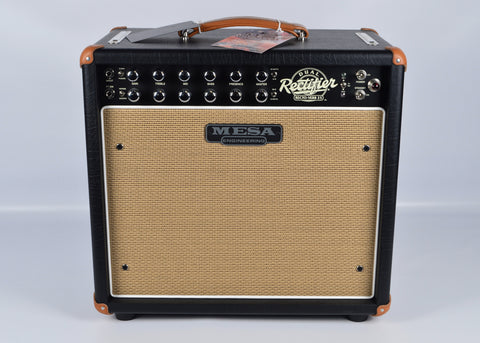 Mesa Boogie Rectoverb Combo, Black W/Tan Grille