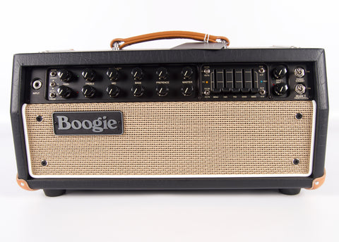 Mesa Boogie Mark V:35 Head, Black with Tan Grille