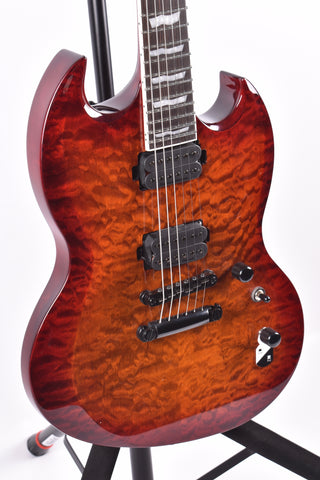 ESP/LTD Viper 1000, Tiger Eye Sunburst