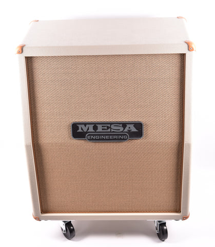Mesa Boogie Rectifier 2x12 Vertical, Cream with Tan Grille