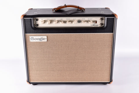 Mesa Boogie California Tweed Combo, Black Taurus with Tan Grille