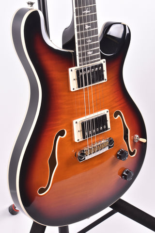 Paul Reed Smith SE Hollowbody II, Tri-Color Sunburst
