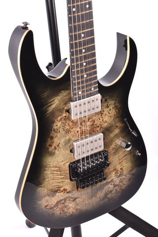 Ibanez RG1120PBZ, Charcoal Black Burst