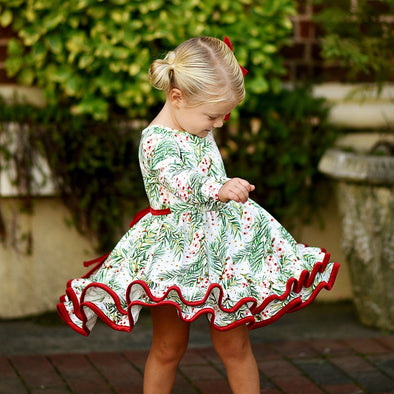 Market Dress - Holly + Spruce