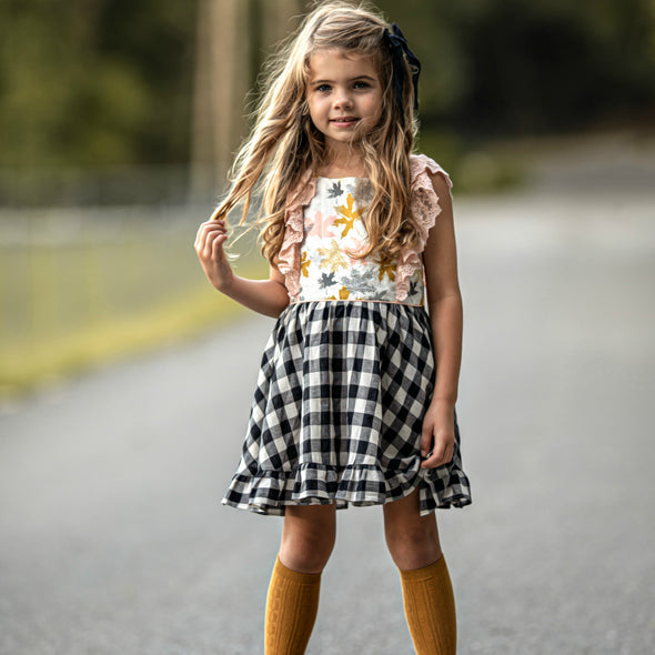 Autumn in the City Dress