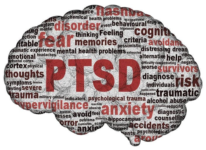 PTSD Has Reached Epidemic Proportions