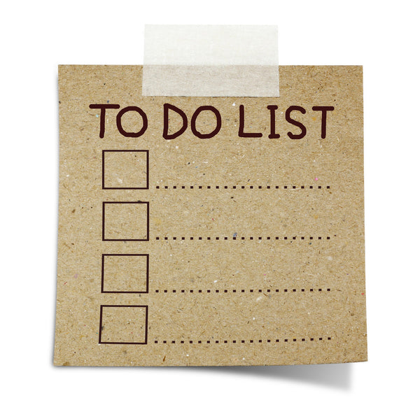 How to love your to do list