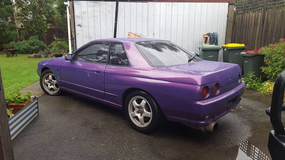 The Touge Garage R32