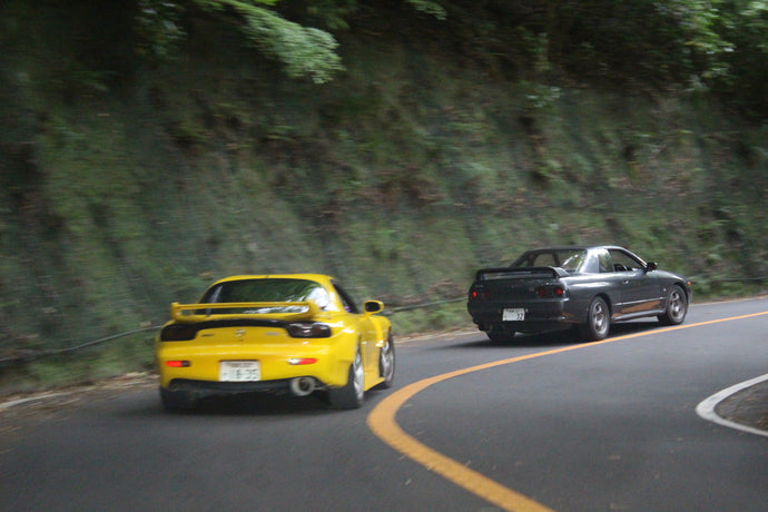 My 4 Best Touge in Japan