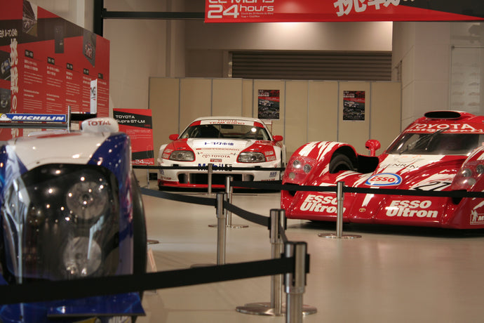 THE 90 SECOND GUIDE TO THE TOYOTA HISTORY MUSEUM