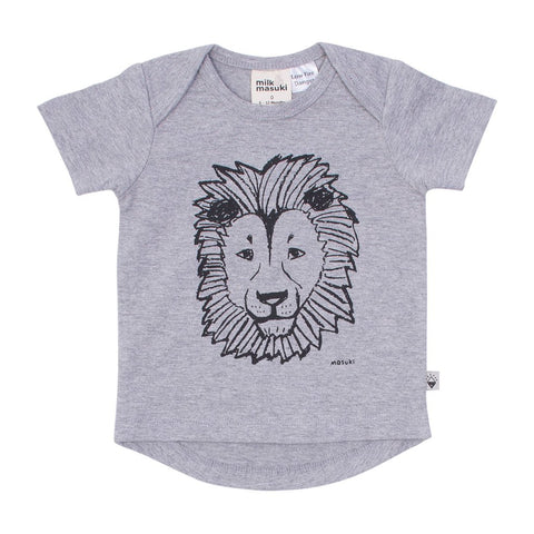 Milk & Masuki LION Tee