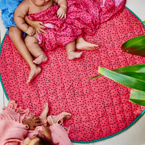 Kip & Co Playmat - WATERMELON