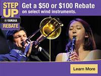 Blog Post-Yamaha Band Instrument Rebates-Andy's Music