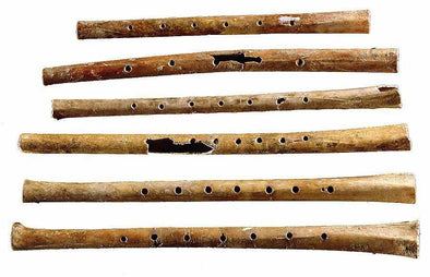 Blog Post-Newly Discovered Ancient Musical Instruments-Andy's Music