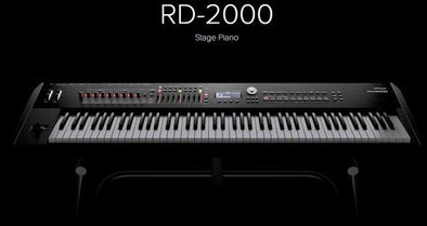 Blog Post-Roland RD-2000 Stage Piano-Andy's Music