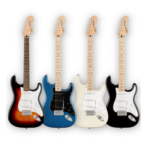 Fender Squier Affinity Series 2021 Stratocasters
