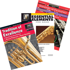 Band & Orchestra Method Books