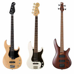 Electric Bass Guitar Fender Ibanez P Bass Andy's Music