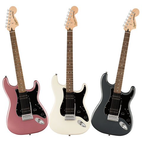 Fender 2021 Squier Affinity HH Stratocasters