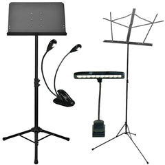 Music Stands & Lights