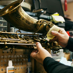 Marching Band Instrument Service & Repair