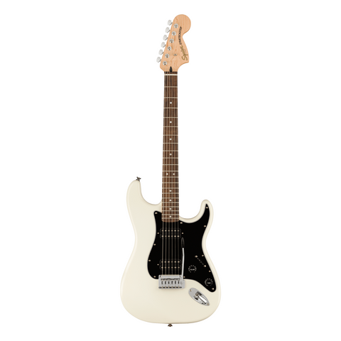 2021 Squier Affinity Dual Humbucker Strat Olympic White