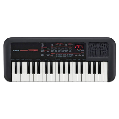 Yamaha PSS-A50 37-Key Touch Sensitive Mobile Keyboard With Looper
