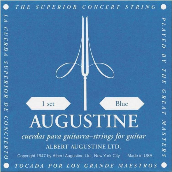 Augustine A87 Blue Label Classical Guitar Strings - Andy's Music