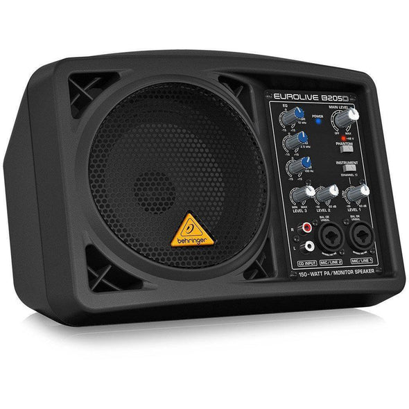 Behringer Eurolive B205D Powered Speaker - Andy's Music