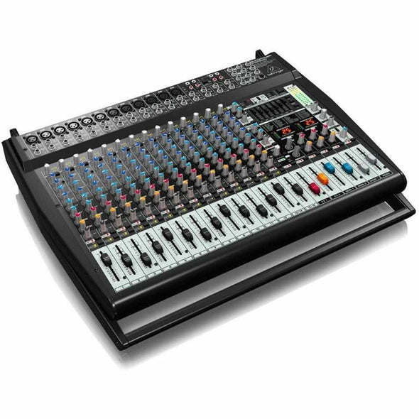 Behringer EUROPOWER PMP6000 1600 Watt Powered Mixer - Andy's Music