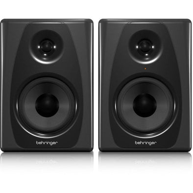 Behringer STUDIO 50USB 150 Watt Studio Monitors - Andy's Music