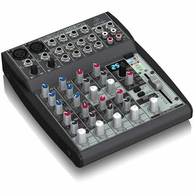 Behringer XENYX 1002FX Mixer With Effects - Andy's Music