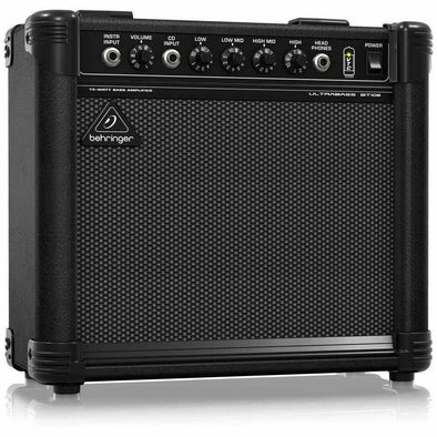 Behringer BT108 Ultrabass Combo Bass Amplifier - Andy's Music