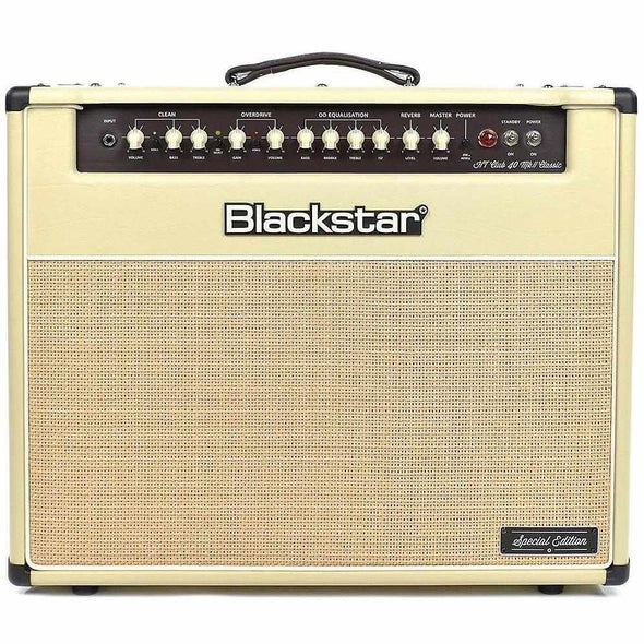 Blackstar Classic HT-Club 40 MKII Special Edition Blonde - Andy's Music