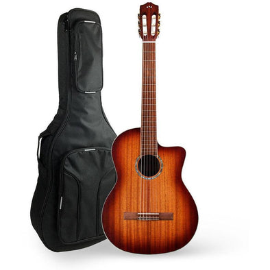 Cordoba C4CE Cutaway Acoustic Electric Classical Guitar With Bag - Andy's Music
