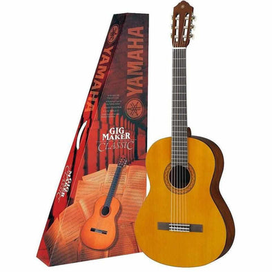Yamaha C40PKG Classical Guitar Pack