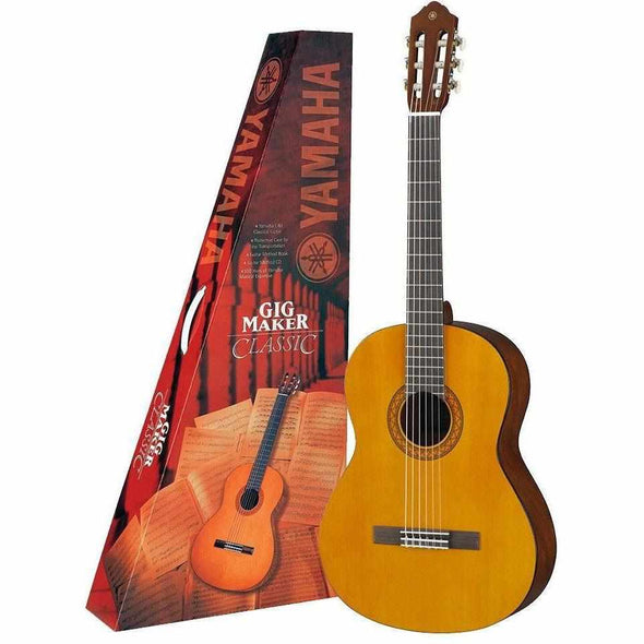 Yamaha C40PKG Classical Guitar Pack - Andy's Music